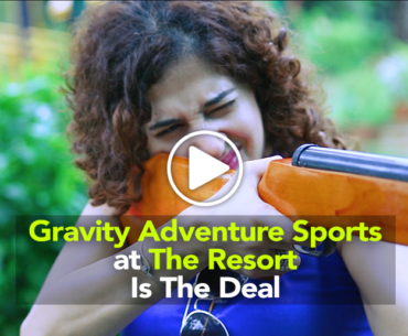 Gravity Adventure Sports At The Resort In Mumbai Is The Perfect Way To Spend The Weekend