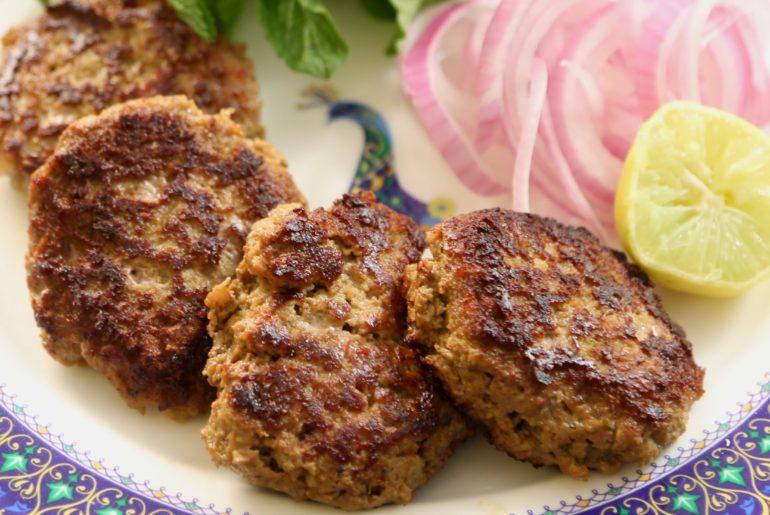 Gulati's Galouti Kebabs