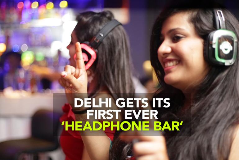 Headphone Bar Curly Tales