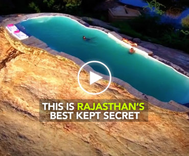 Lakshman Sagar In Rajasthan Has A Private Pool In Every Cottage & Is Every Traveler's Dream