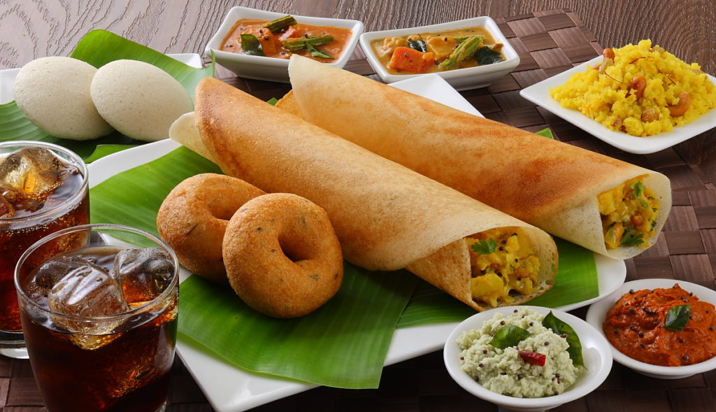 Grand South Indian Breakfast