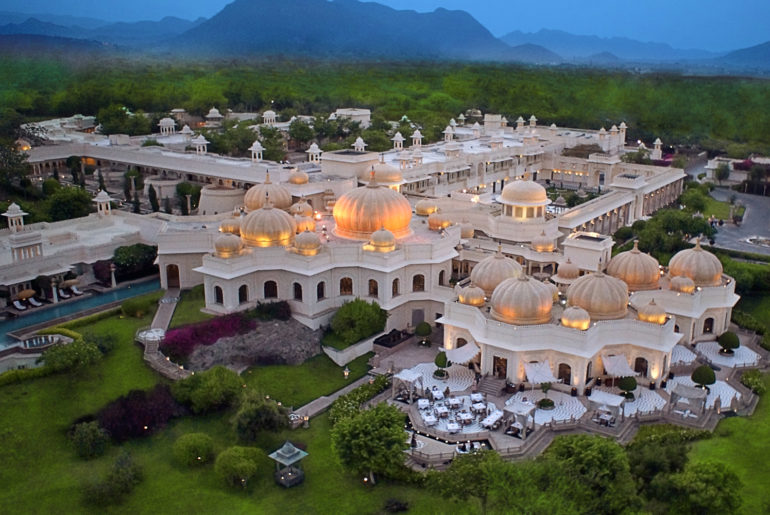 6 Indian Hotels Make It To World S Best List 2017