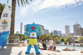 Gold Coast hosts commonwealth Games 2018