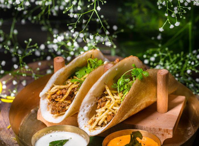 Tacos Dosa