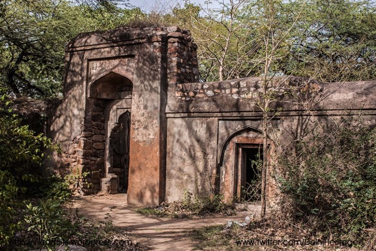 Bhooli Bhatiyari _Mahal, Jhandewalan