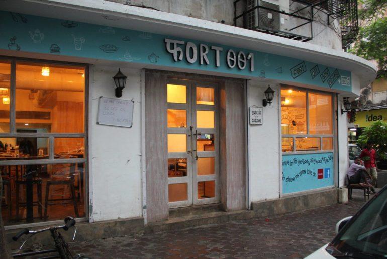Fort cafe-fort