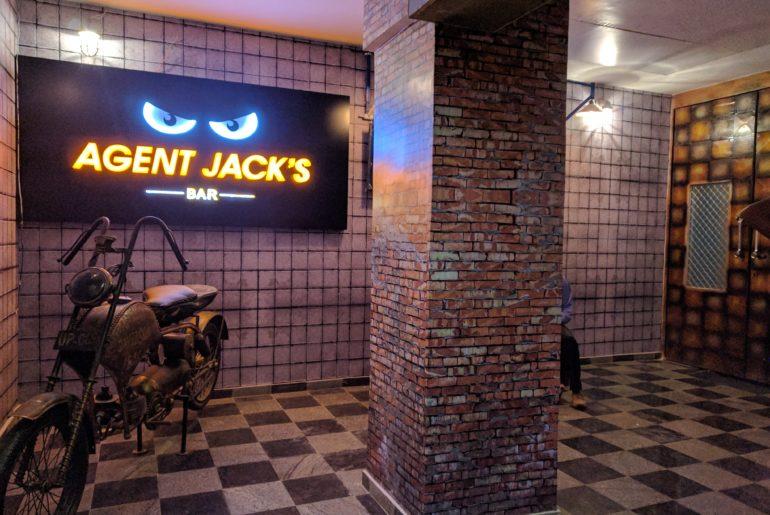 Agent Jack's Bar_ Andheri