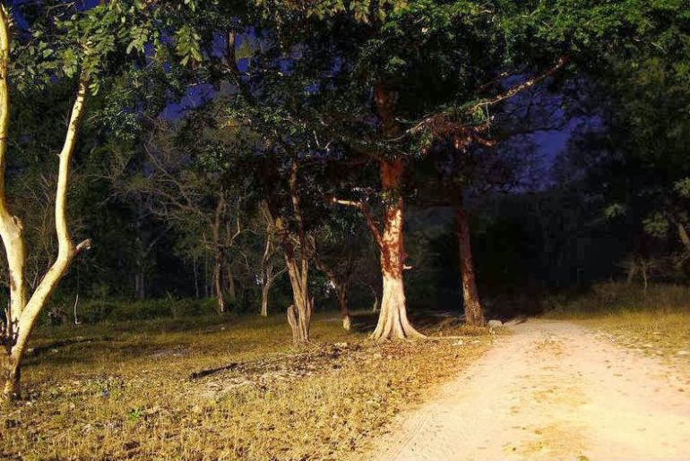 Delhi_Cantonment_haunted