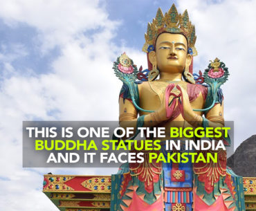 Meet The Tallest & Oldest Buddha Statue of Leh