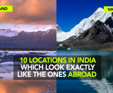 10 Locations In India That Look Exactly Like The Ones Abroad
