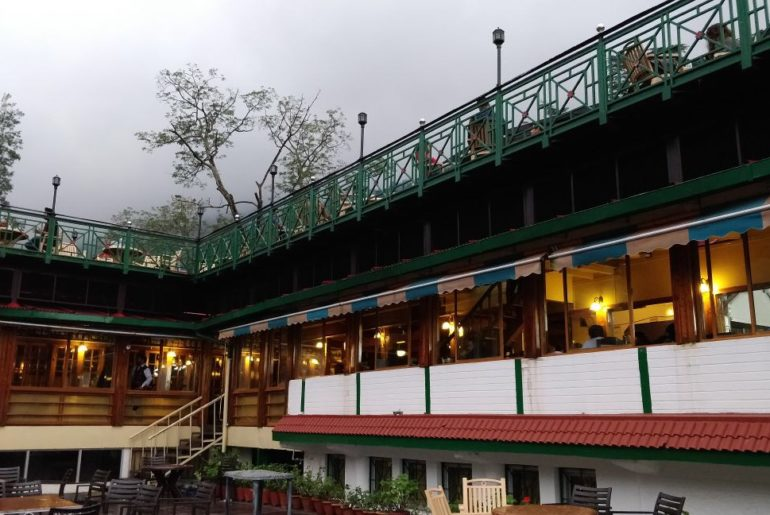 The Boat House Club in Nainital