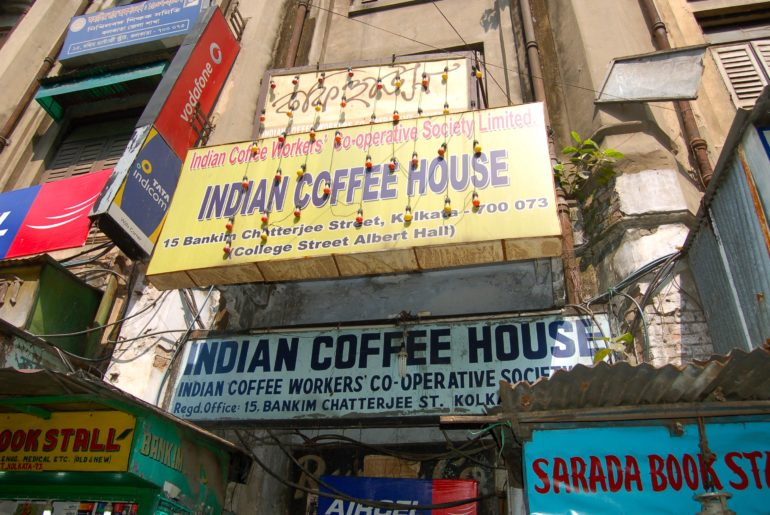 Indian Coffee House - Curly Tales