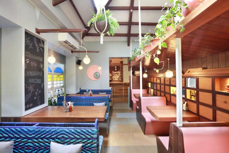 Jamjar Diner, Bandra (Interior Image) 02