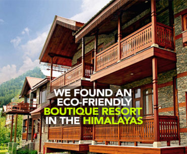 The Himalayas Has A Beautiful Hand-Crafted Luxury Resort Called ShivAdya
