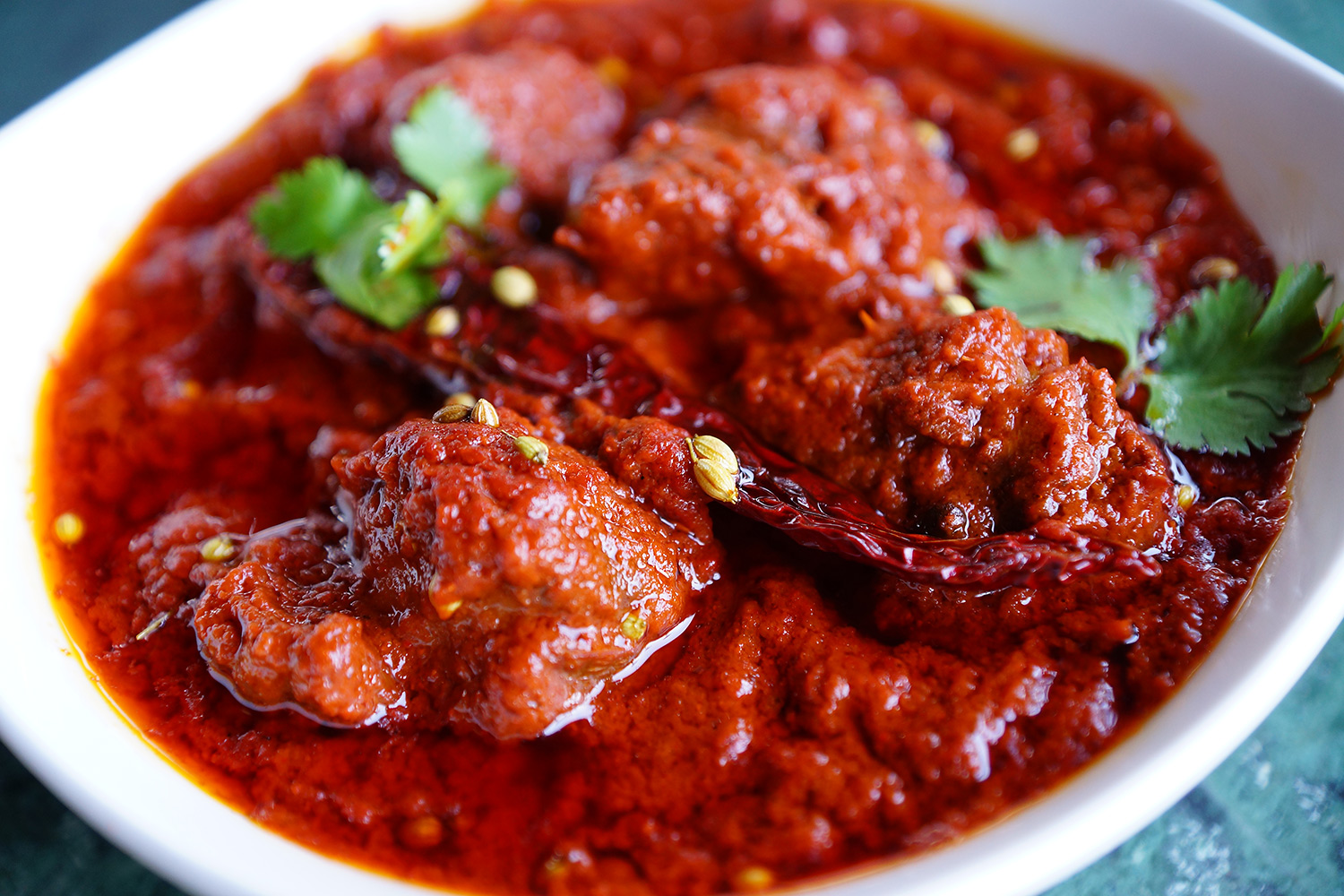 Best Places To Eat Traditional Rajasthani Laal Maas In Delhi NCR