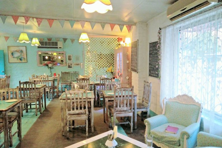 Rose Café, Saidulajab