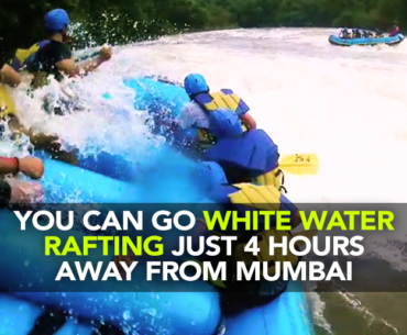 #WeekendGoals: Go River Rafting For Only ₹1,650 At Kolad