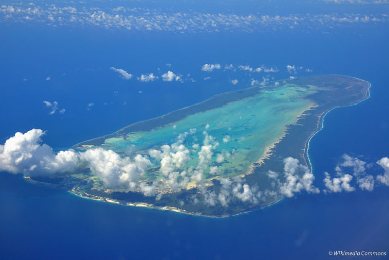 The Aldabra Atoll
