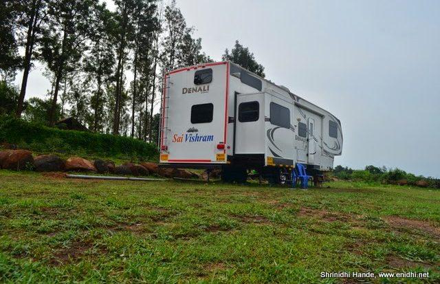 Caravan Stay at Udupi - Curly Tales