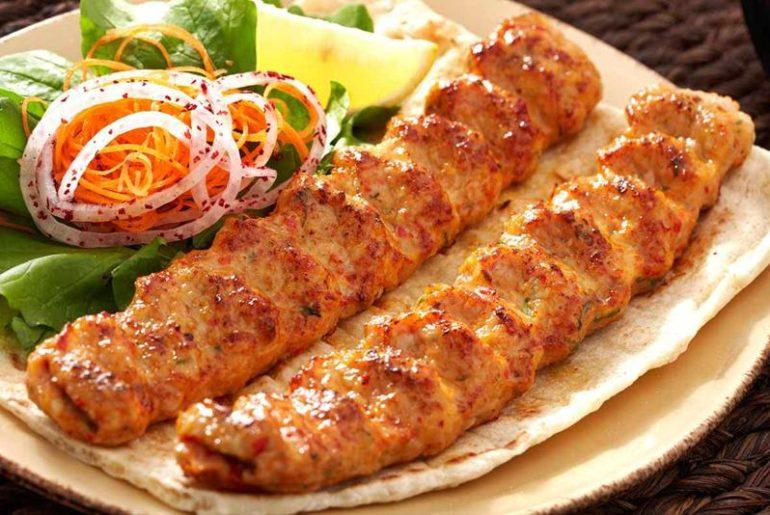 Seekh Kebab, Farid Seekh Kebab