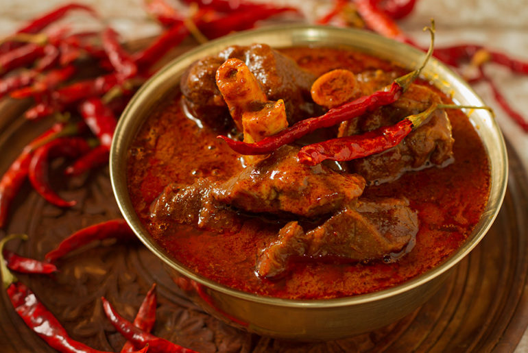 Best Places To Eat Laal Maas In Delhi NCR