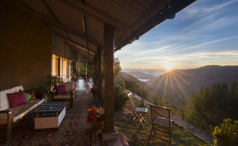 verandah by the valley