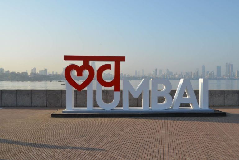 Have You Spotted All The 'Love Mumbai' Signs In The City Yet?