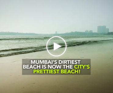 Versova Beach In Mumbai Could Possibly Be The Most Beautiful Beach In The City!