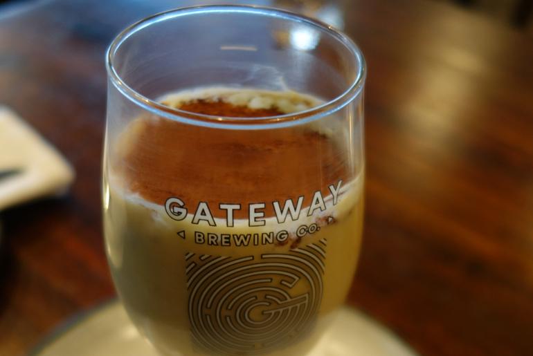 Beer-a-misu, Gateway Taproom