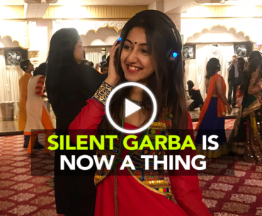 Put On Your Headphones And Tune Into The 'Silent Garba' Nights In Malad