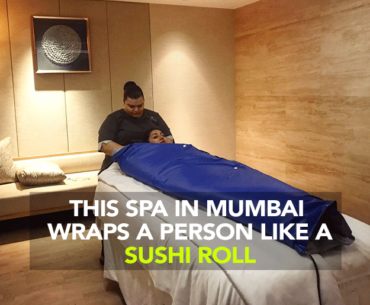 Get Wrapped Like A Sushi Roll At This Luxury Spa In Mumbai!