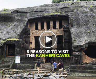 Fancy Reading A Book Seated In A Cave? Get Yourself To Kanheri Caves In Borivali