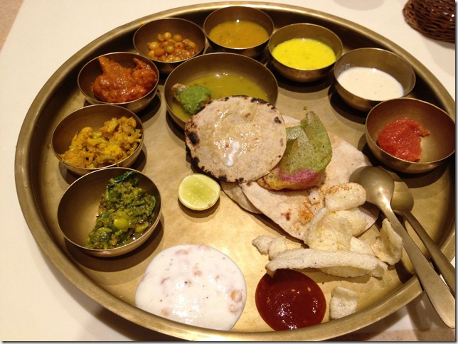 10 restaurants where fasting turns to feasting this navratri curly tales - Maharaja fine indian cuisine ...