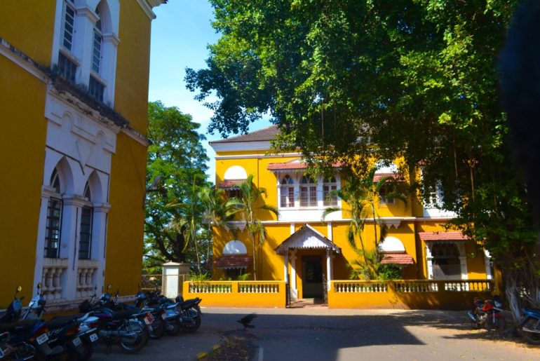 Heritage Walk In Panjim