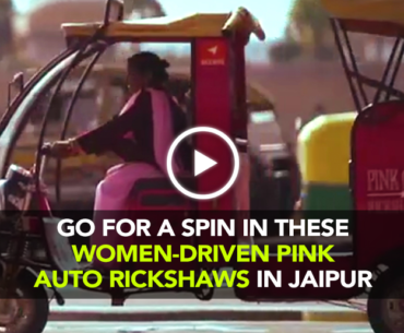 Take A Tour With All Female Drivers On Jaipur's First E-Rickshaw Venture