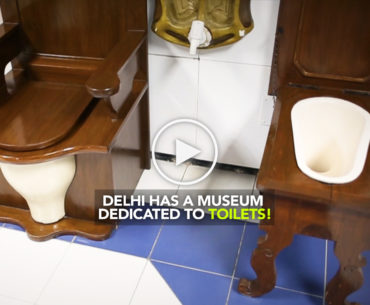 Ever Thought Of A Museum Of Toilets? Check Out Sulabh Museum In Delhi