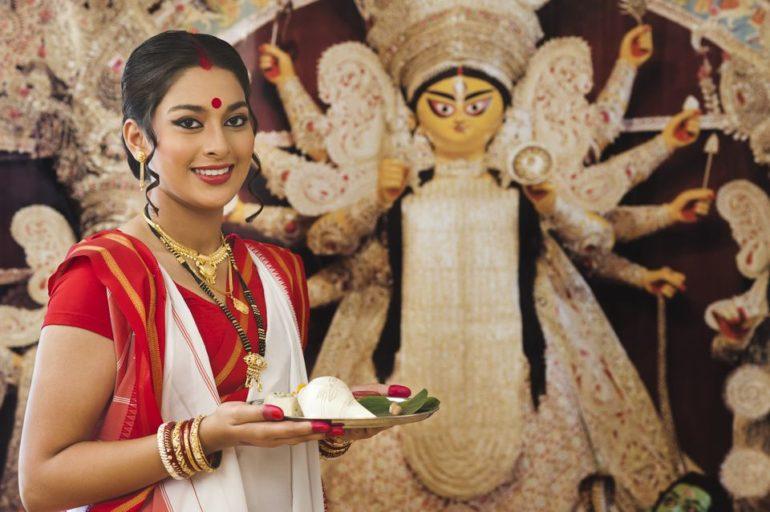 Durga Puja Pandals In Delhi