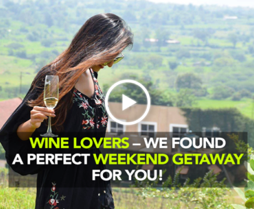 We've Found Paradise For Wine Lovers At Grover Zampa In Nashik