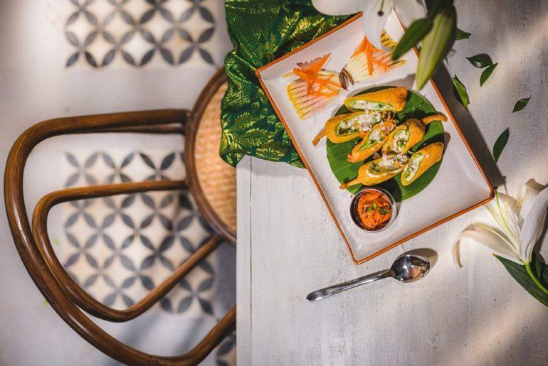 Try The Jalapeño Idli In Masala Fondue & Stuffed Milgai At Bandra's Madras Diaries