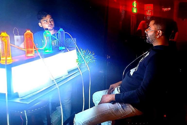 First Oxygen Bar Mumbai