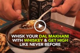 Boozy Dal at Tamasha