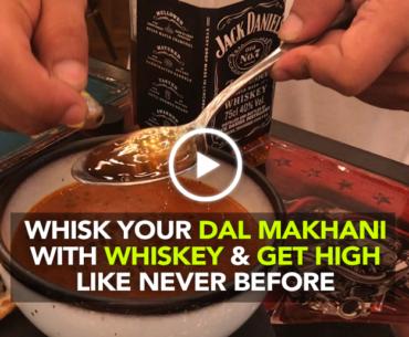 Tamasha In Mumbai & Delhi Serves Jack Daniels Infused Dal Makhani