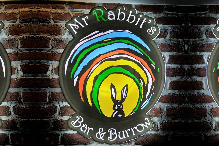 Mr. Rabbit's Bar & Burrow