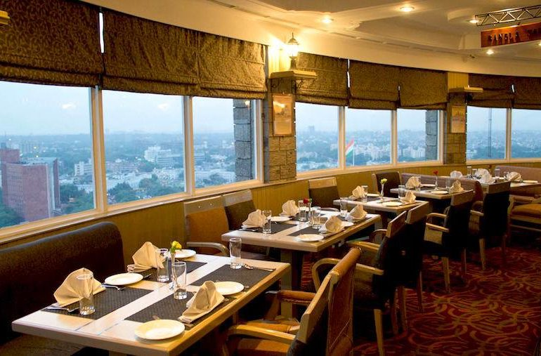 Parikrama - The Revolving Restaurant