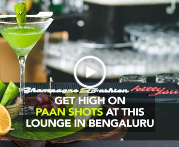 Get High On Vodka Paan Shots At Kitty Ko In Bengaluru
