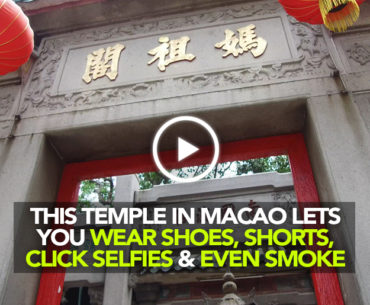 Discover The Oldest & Most Liberal Temple In The Macau Peninsula