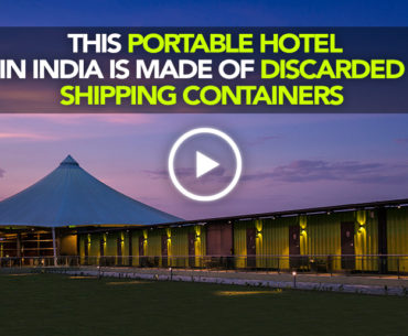 Beetle Smartotels In Gujarat Has Turned Discarded Shipping Containers To Hotel Rooms