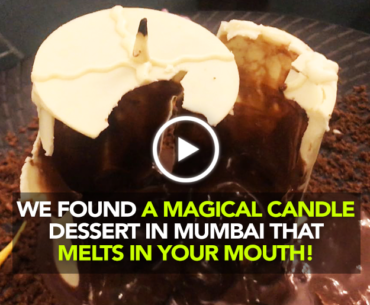 Quattro Ristorante's 'Candle Dessert' Will Simply Melt In Your Mouth