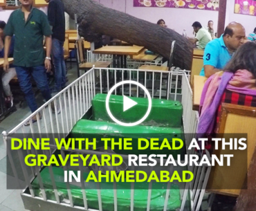 Dine With The Dead At This 50-Year-Old Graveyard Restaurant In Ahmedabad, New Lucky