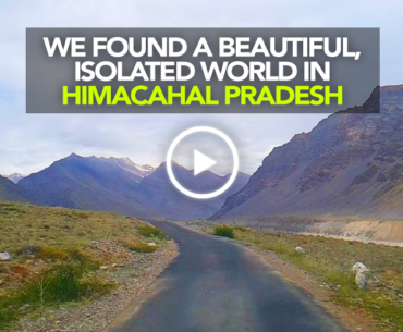 The Middle Land Called Spiti Between India & Tibet Is Untouched by Tourists & So Picturesque